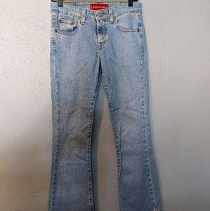 Vintage 90s Levi Jeans Light Wash